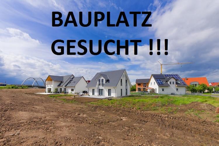 Baugrundstück / Bauplatz / Abrisshaus im Raum Offenburg ab 400 m² GESUCHT !!!