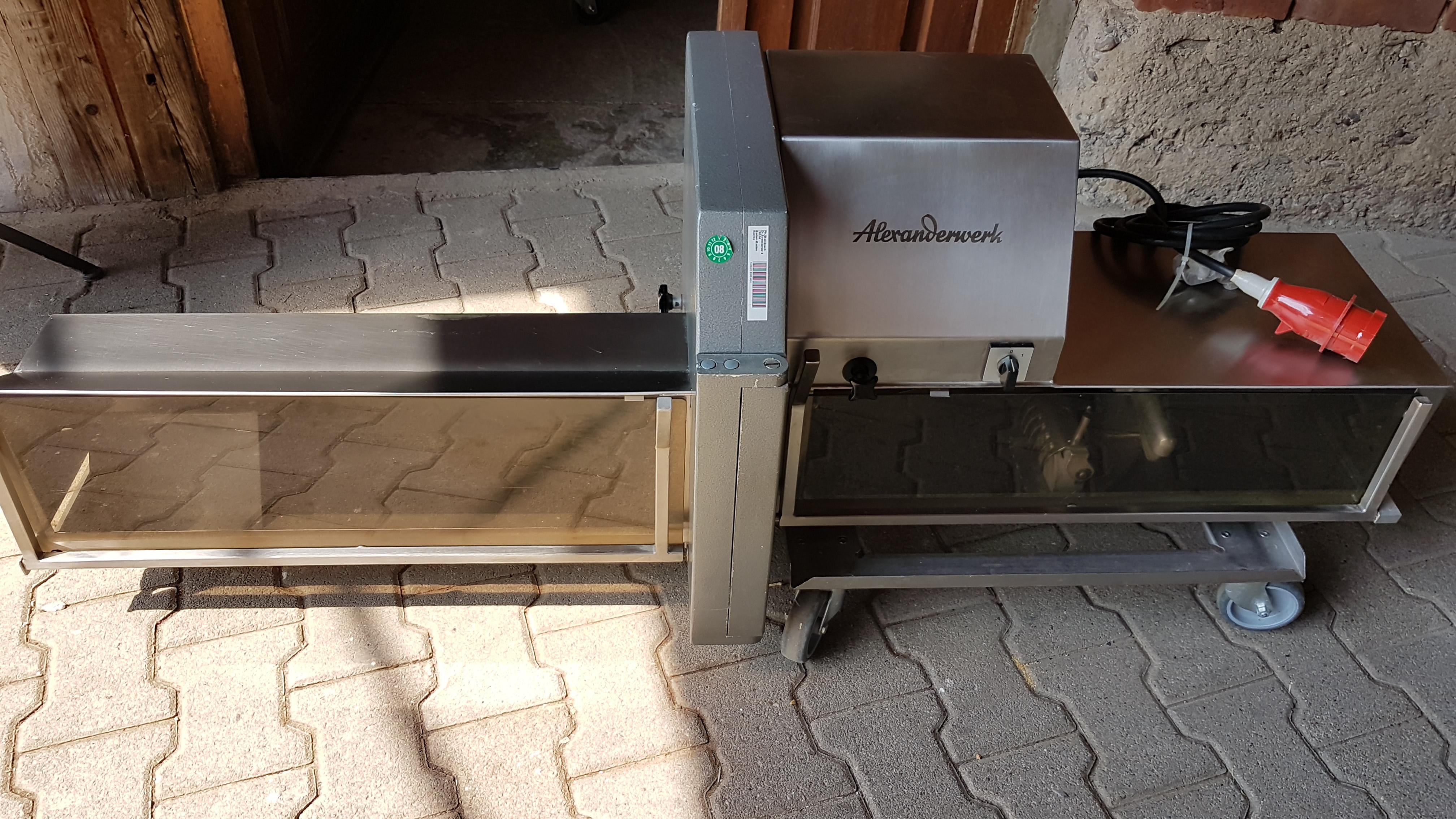 Brotschneidemaschine Automatisch
