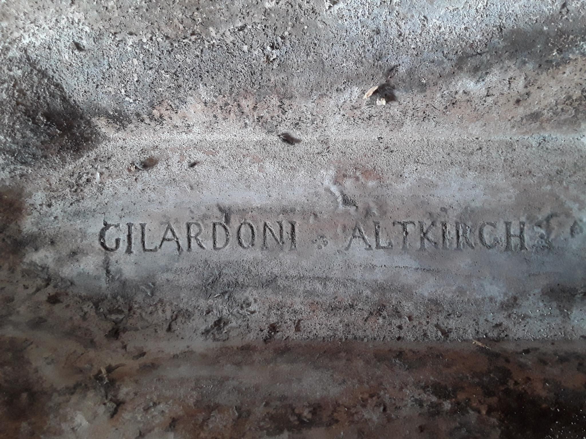 Firstziegel Gilardoni Altkirch