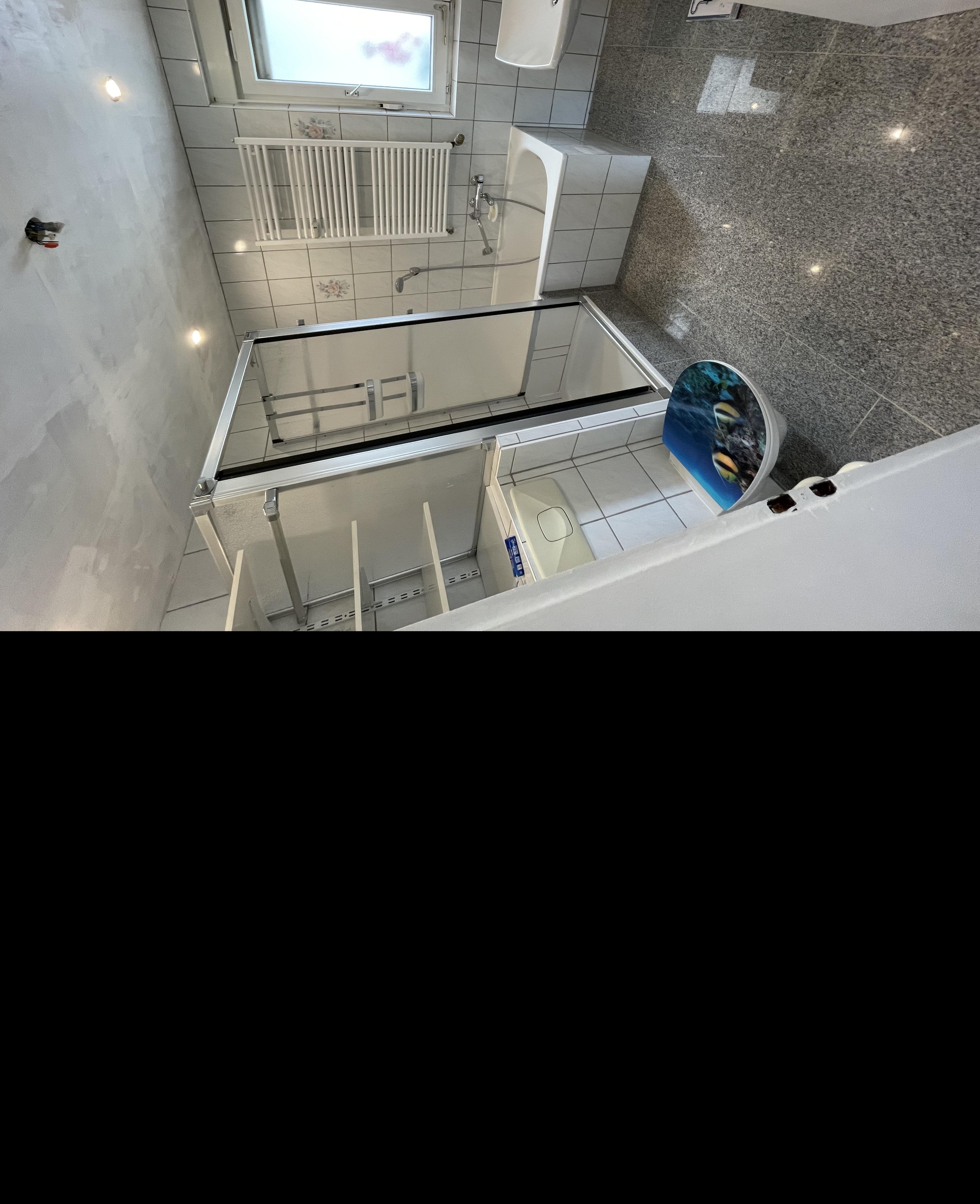3-Zi.-Wohnung mit Balkon in Ohlsbach