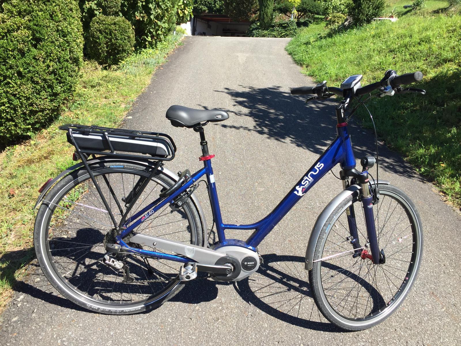 E-Bike Staiger WINORA