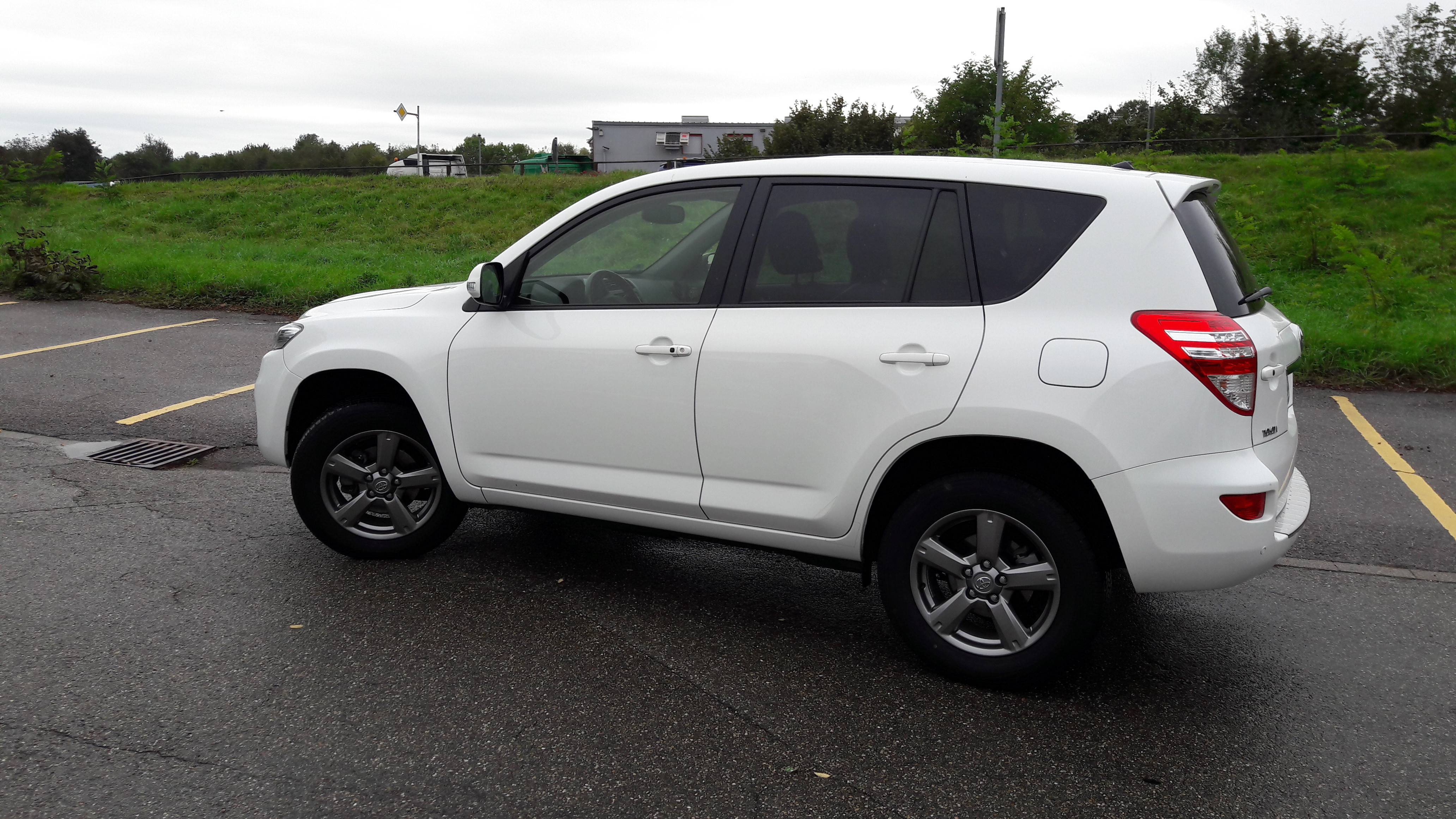 Toyota RAV 4 S Travel