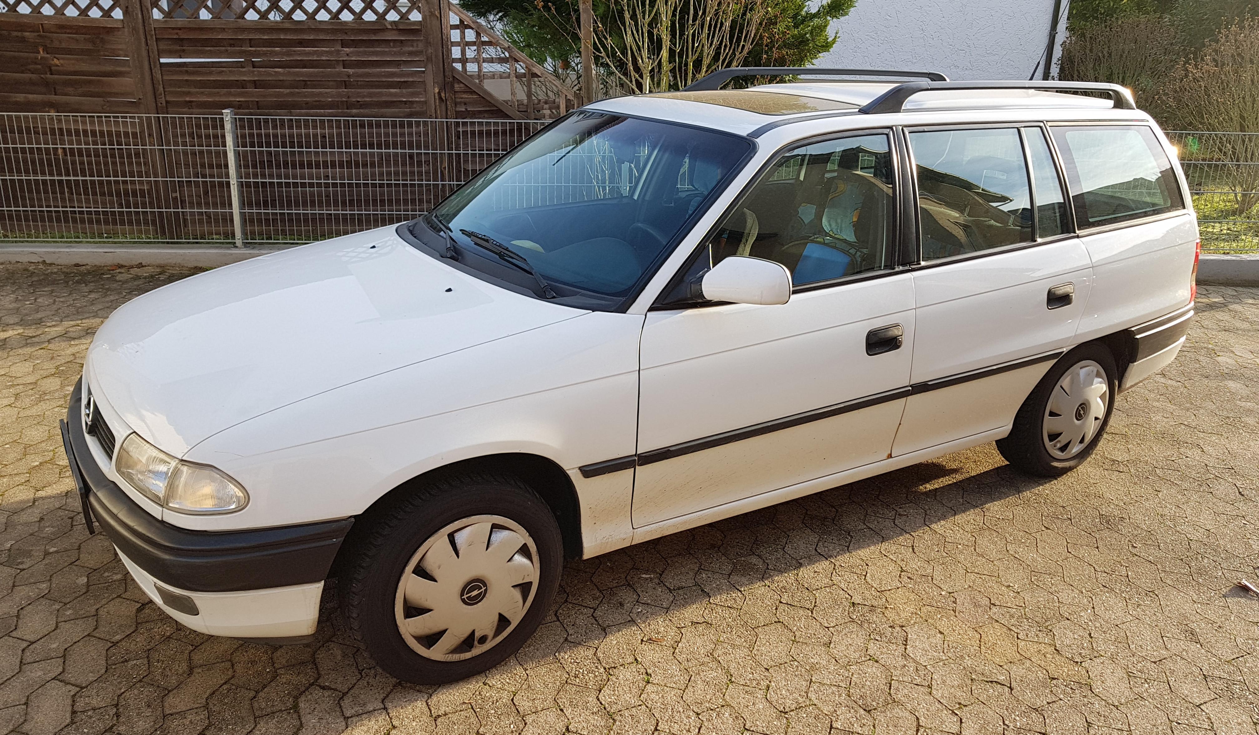 Opel Astra F EZ 12/95