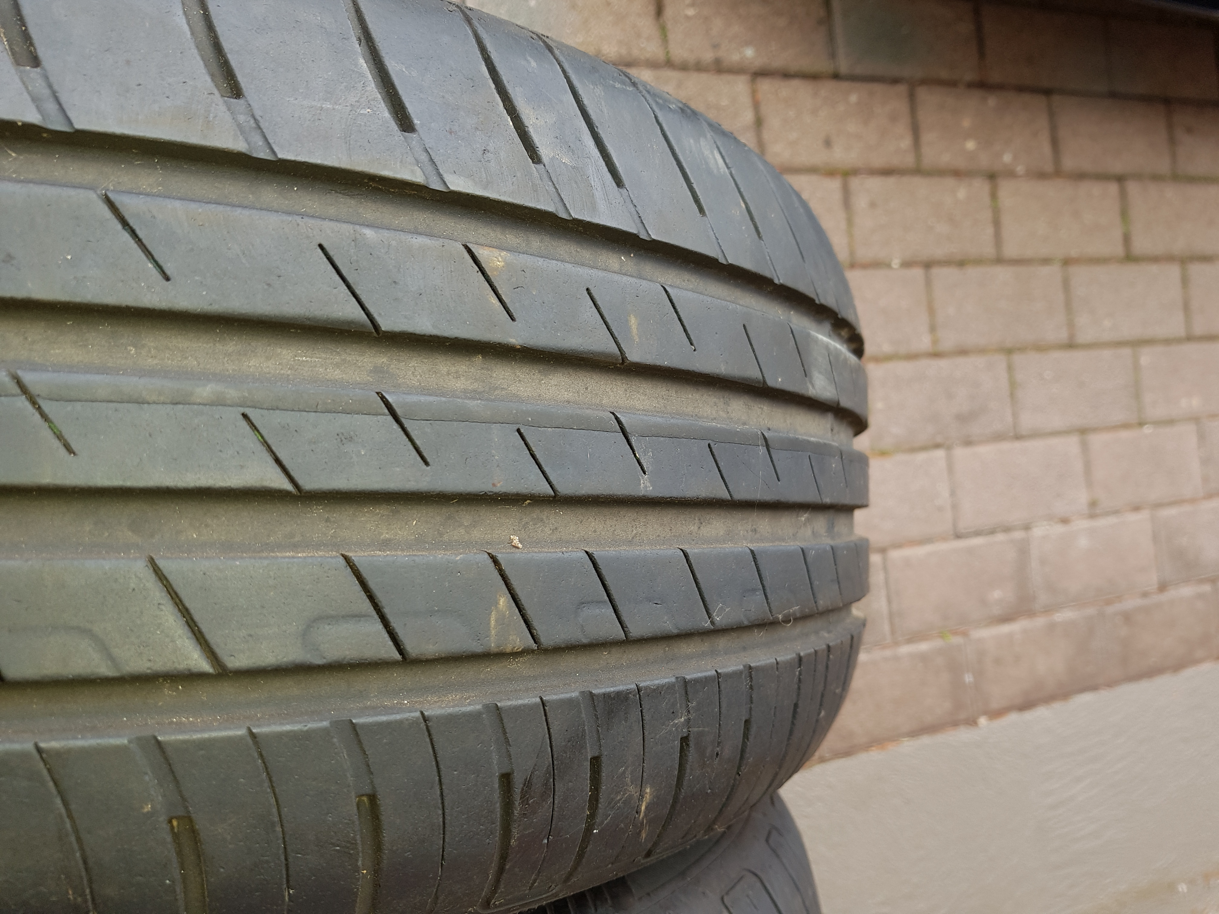 Sommerreifen 225 50 R17, GoodYear, DOT06/17, 6,5 mm