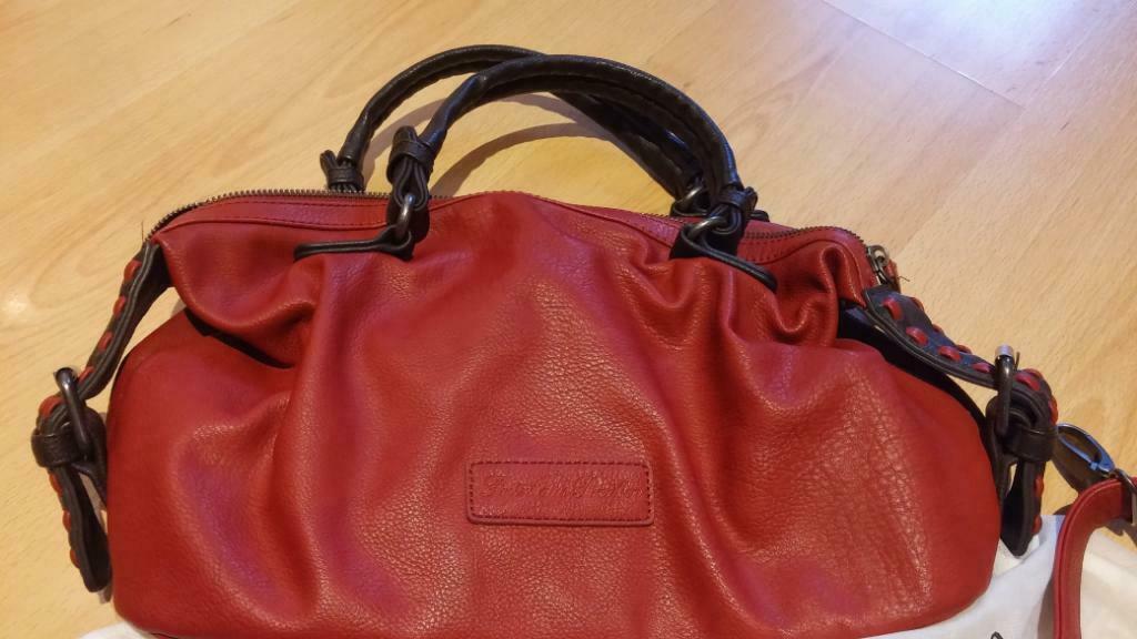 Handtasche Fritzi aus Preußen rot