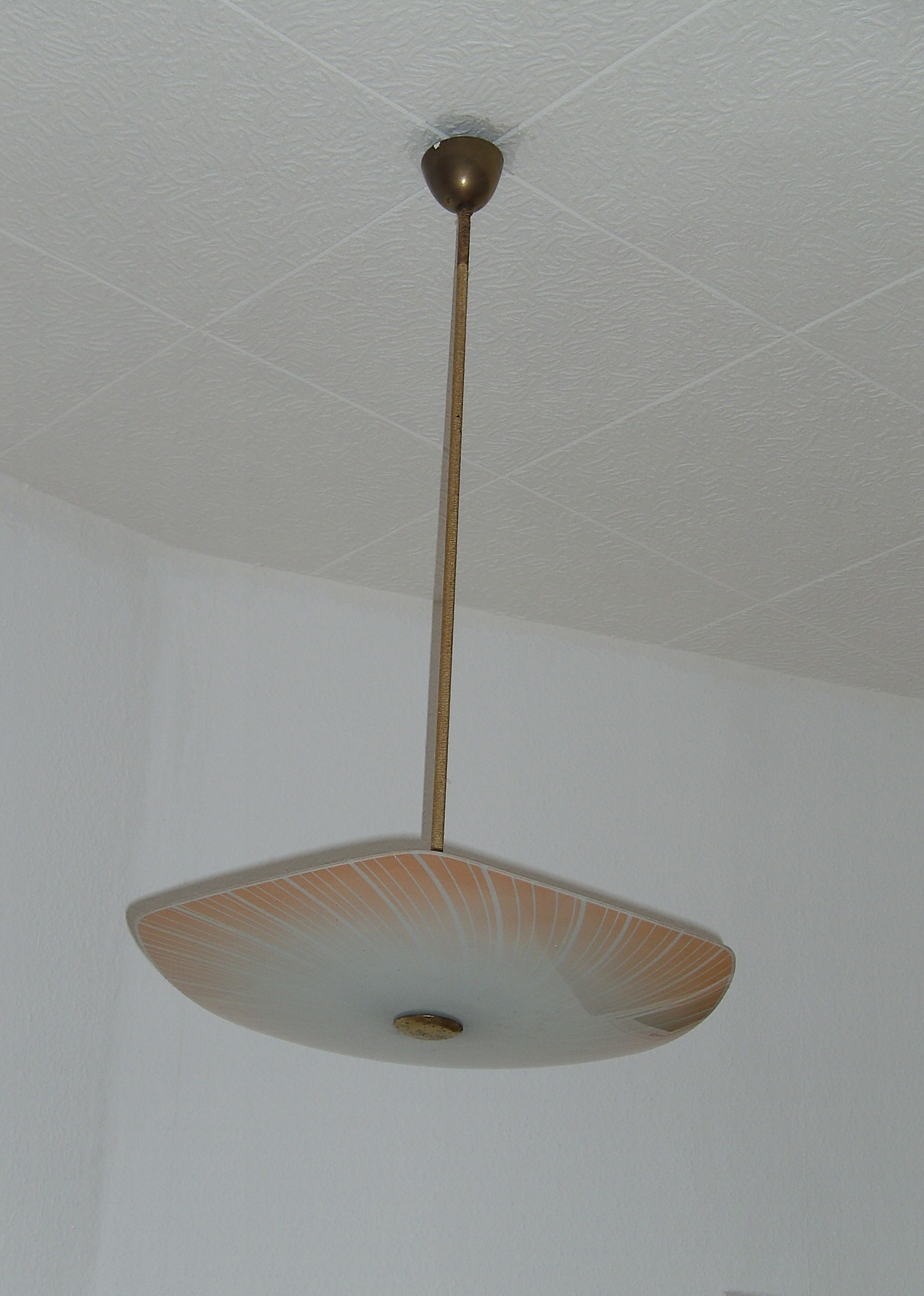 Retro Lampe, dekorativ, funktionsbereit,  VB