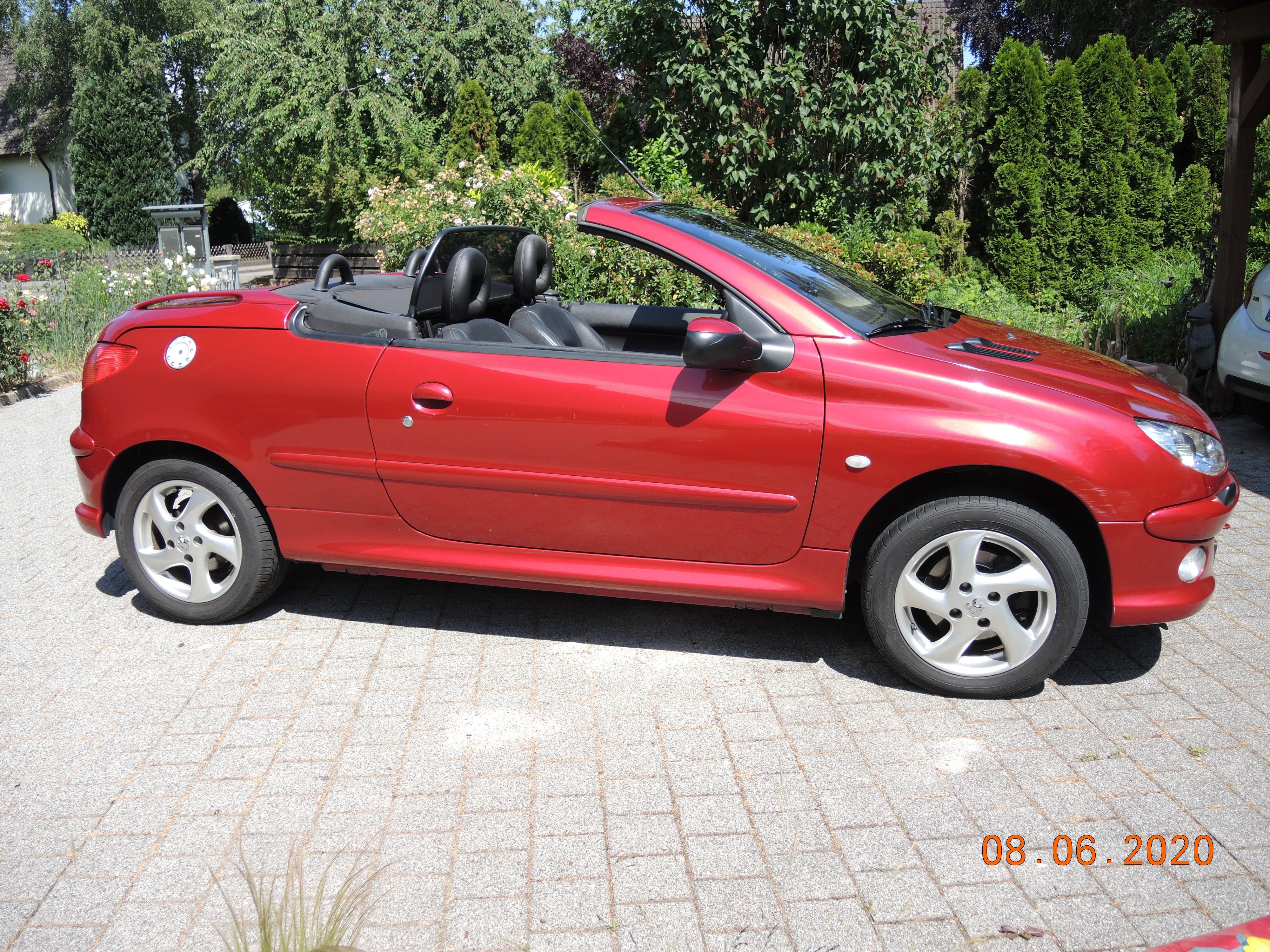 206 CC Cabrio