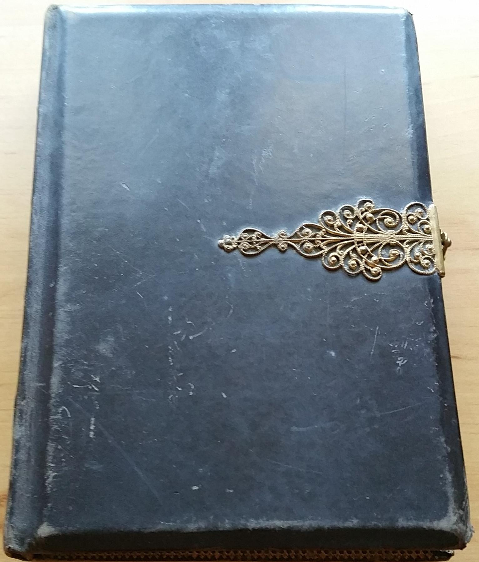 Gesangbuch für evang.-protestantische Kirche des Großherzogtums Baden 1893