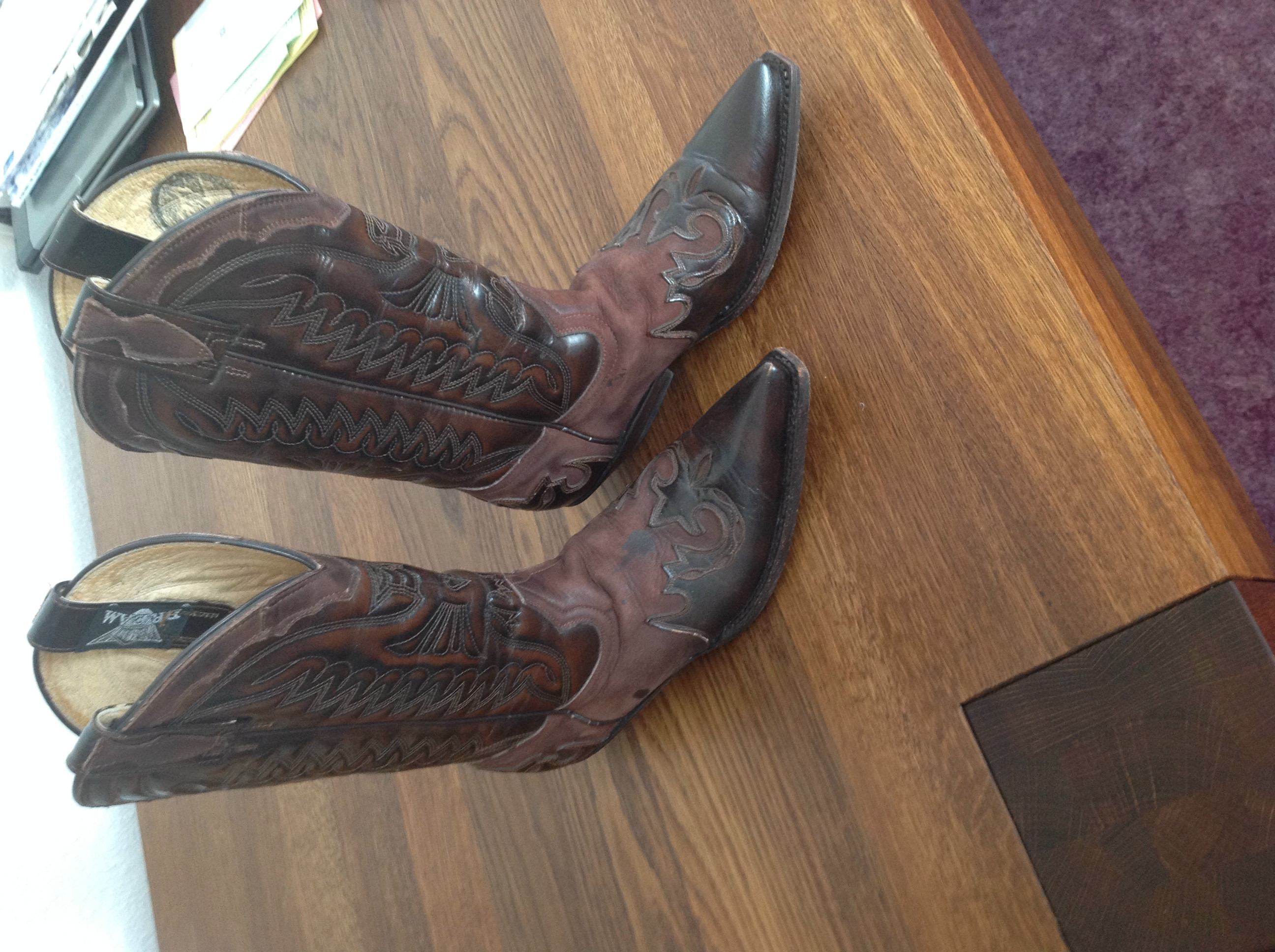 Cowboy Stiefeln