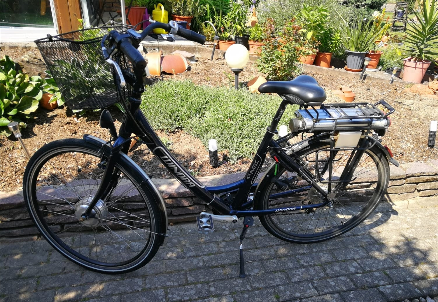E Bike Winora 5th Avenue
