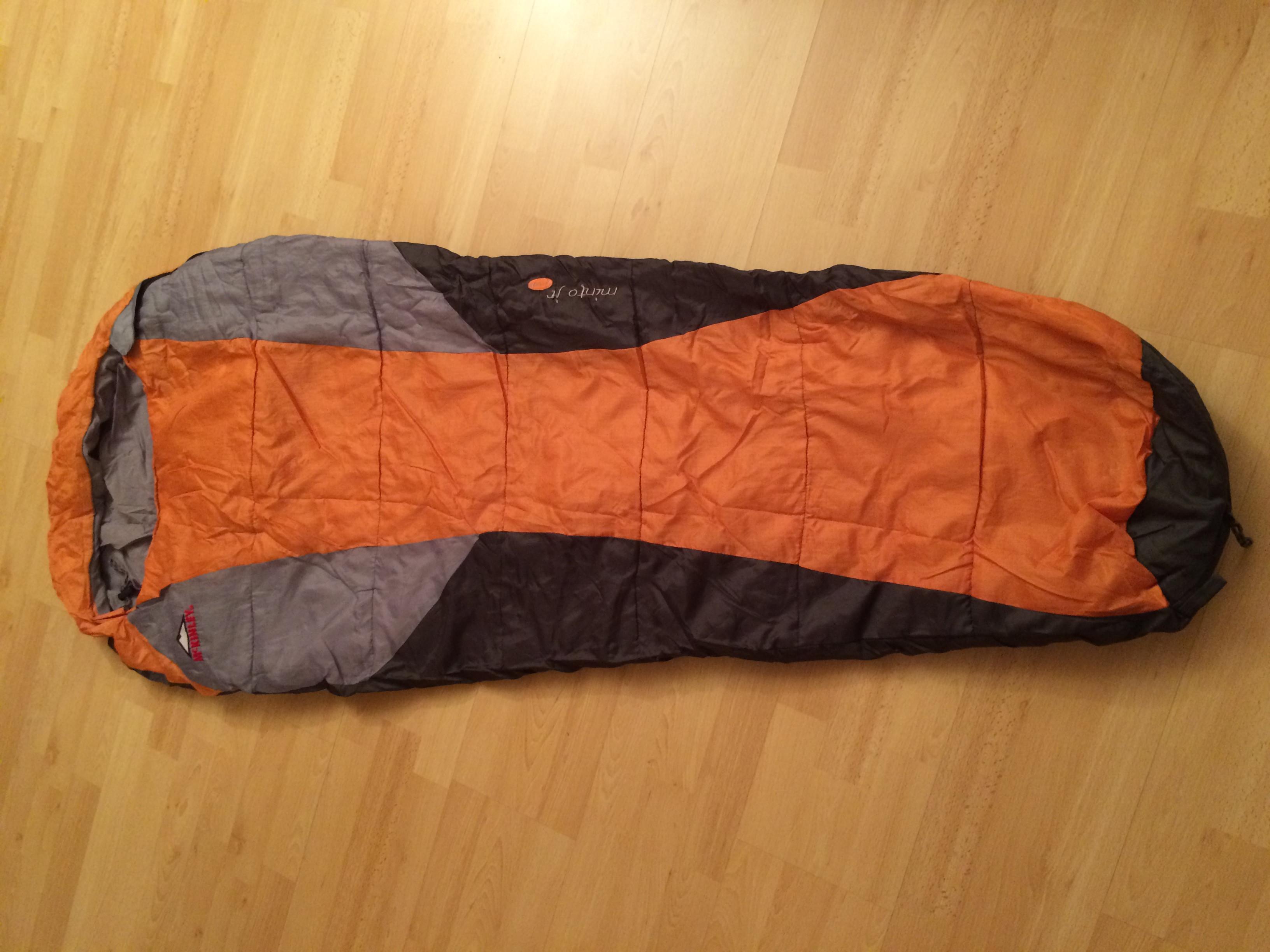Kinder-/Jugendschlafsack McKinley Minto Trek Jr.