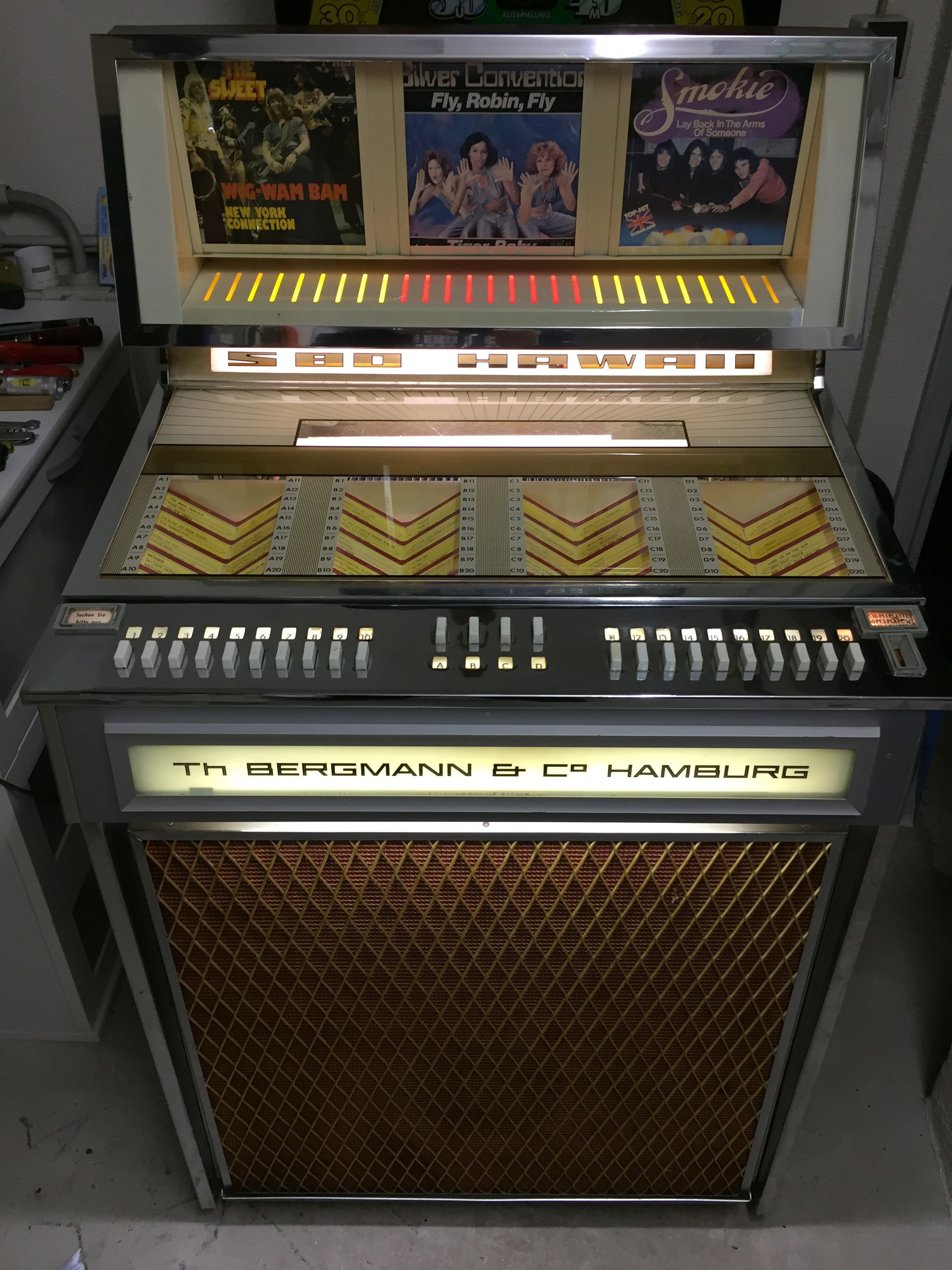 Musikbox Jukebox