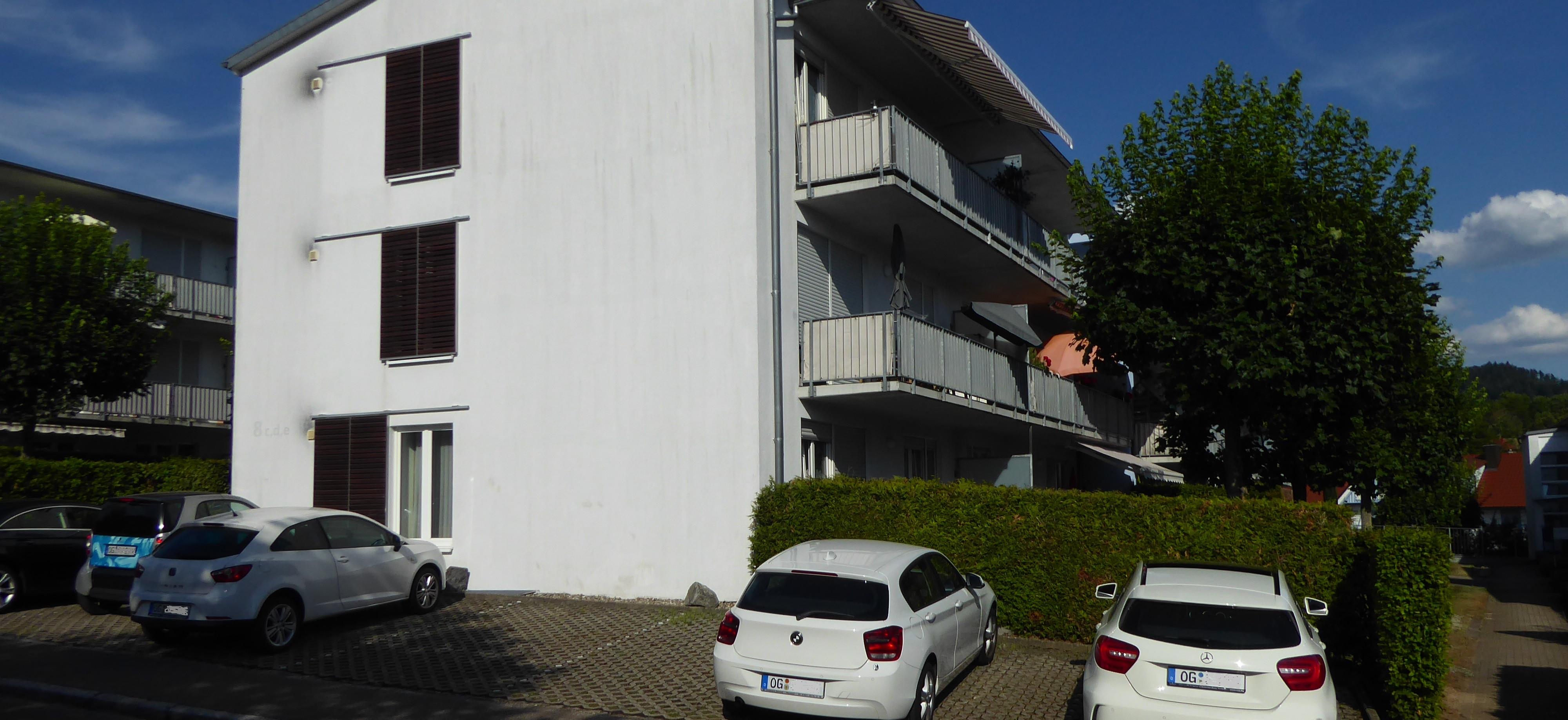 2 Zimmerwohnung Gengenbach